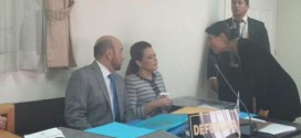 Roxana Baldetti embargo