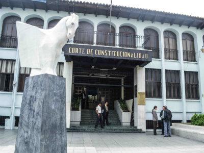 Corte de Constitucionalidad (CC)