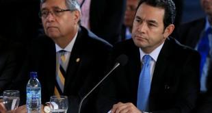 Jimmy Morales Declara su Patrimonio