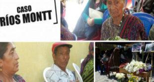 Caso Genocidio Efraín Ríos Montt y José Mauricio Rodríguez Sánchez siguen el proceso