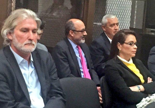 Sindicados por el #CasoTCQ se presentaron a la primera audiencia
