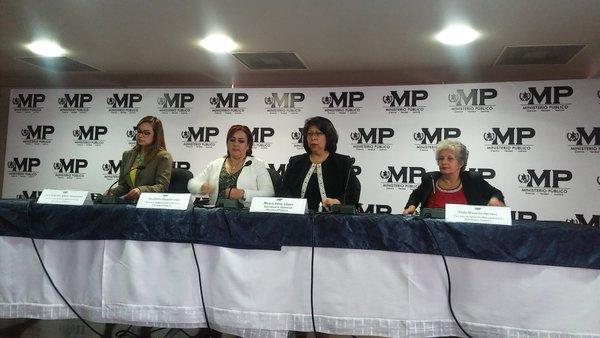 Ministerio Público (MP) solicita antejuicio contra 8 diputados de la Bancada Oficial FCN Nación