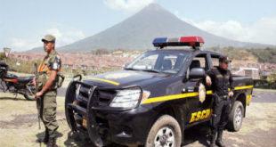 Policía Nacional Civil (PNC)