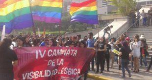 visibilidad lésbica en Ciudad de Guatemala.