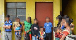 PGN y MP liberan a 18 menores de edad