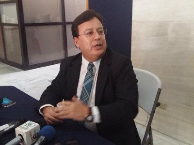 Magistrado Vladimir Aguilar. Foto: Telediario