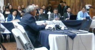 Otto Pérez Molina declara caso Cooptacion del Estado