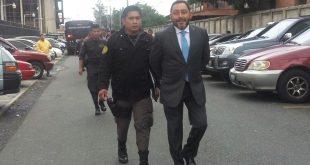 Mauricio López Bonilla declara sobre el caso Cooptación del Estado