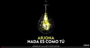 """Ricardo Arjona lanzó su nuevo tema """"Nada es como tú"""""""