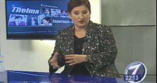 Thelma Aldana ha sido entrevistada por Noti7