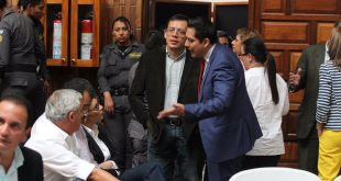Mario Cano discute fuerte con Otto Pérez Molina y Roxana Baldetti