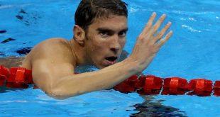 Nadador estadounidense Michael Phelps Foto: JJOO Rio 2016 Oficial