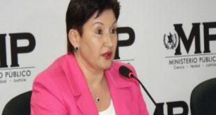 Thelma Aldana