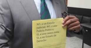 La Fundación Contra el Terrorismo Denuncia a Iván Velásquez y al Jefe de la FECI