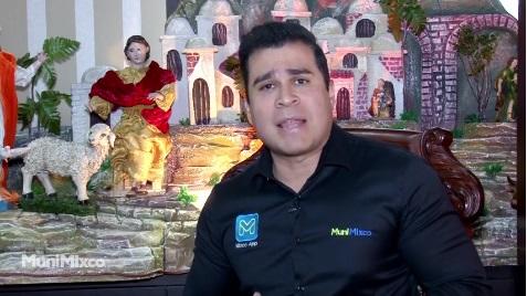 Neto Bran Compartirá una #CenaNavideña en Mixco este 24 de Diciembre