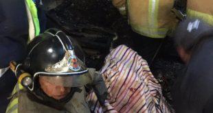 Niña de 6 años murió cunado se incendio una cohetería