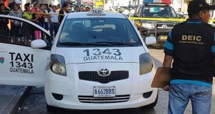 Un Niño Sicario Mató a taxista En la Zona 1 Ciudad de Guatemala