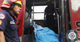 Pasajero mató a supuesto asaltante de bus en zona 11