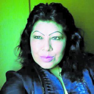 La hermana de la víctima facilitó la imagen de la menciona monitora.