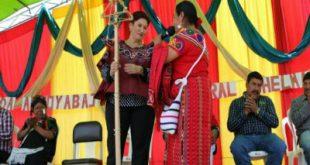 Sociedad civil de Joyabaj reconoce labor de Thelma Aldana