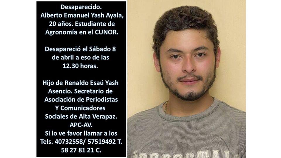 Alberto Emanuel Yash Ayala