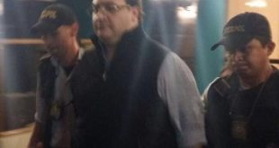 Javier Duarte de Ochoa de 43 años, fue capturado
