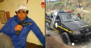 Ataque Armado contra PNC deja dos agentes y un reo muertos en Chimaltenango