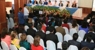 Thelma Aldana inauguró Agencia Fiscal de Delitos contra Periodistas en Quetzaltenango