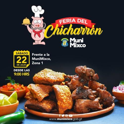 Feria del Chicharrón en Mixco