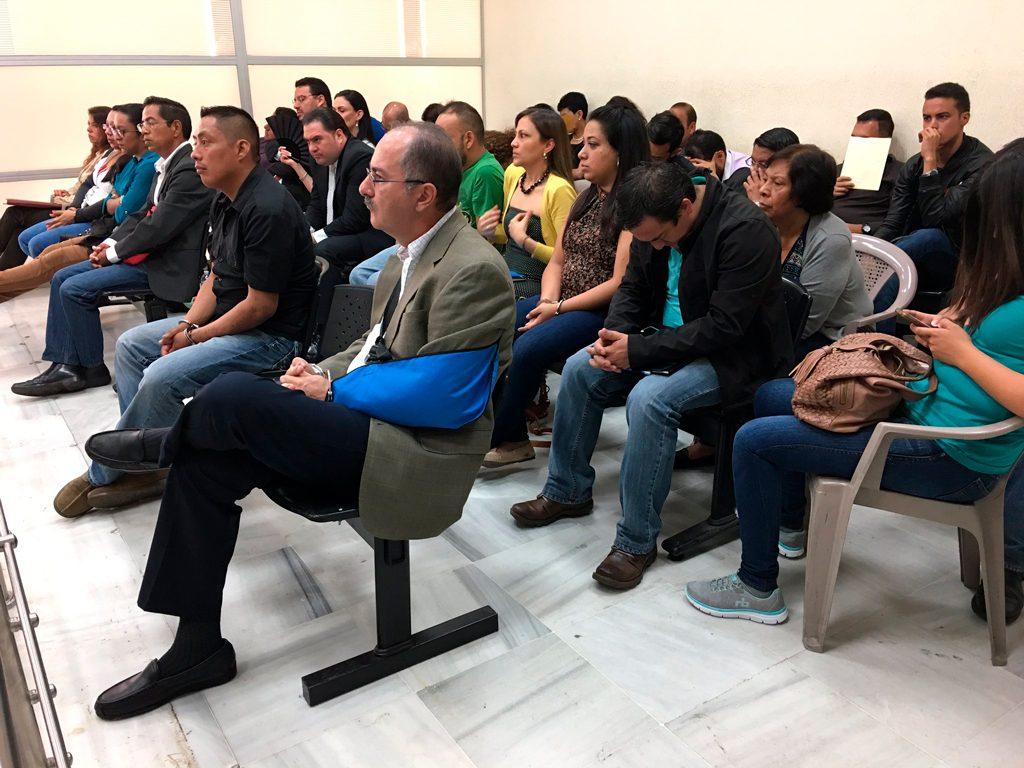 A juicio expresidente del Congreso Pedro Muadi
