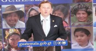 Vocero presidencial de Guatemala, Heinz Heimann