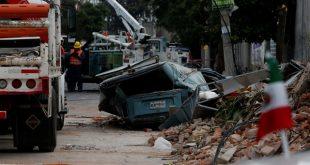 Gobierno de Guatemala se solidariza con México por terremoto