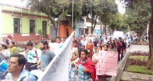 Manifestación contra la Corrupción