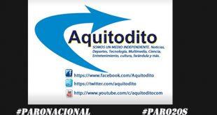 Paro Nacional este 20 de Septiembre Contra la Corrupción #Paro20S