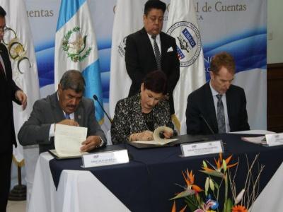 MP y CGC suscribieron acuerdo de cooperación institucional