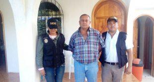 exalcalde del municipio de Granados, Baja Verapaz