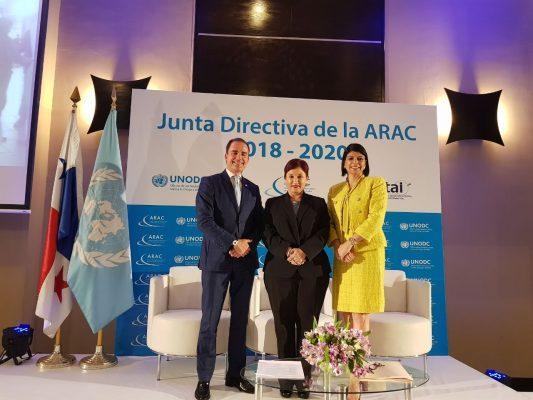 Fiscal General fue elegida como presidenta de la junta directiva de la ARAC