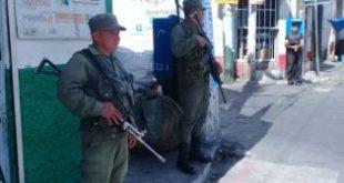 PNC Contará con el Apoyo del Ejército de Guatemala