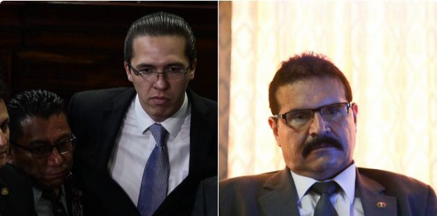 Felipe Alejos y contra el juez 7mo. Adrián Rodríguez