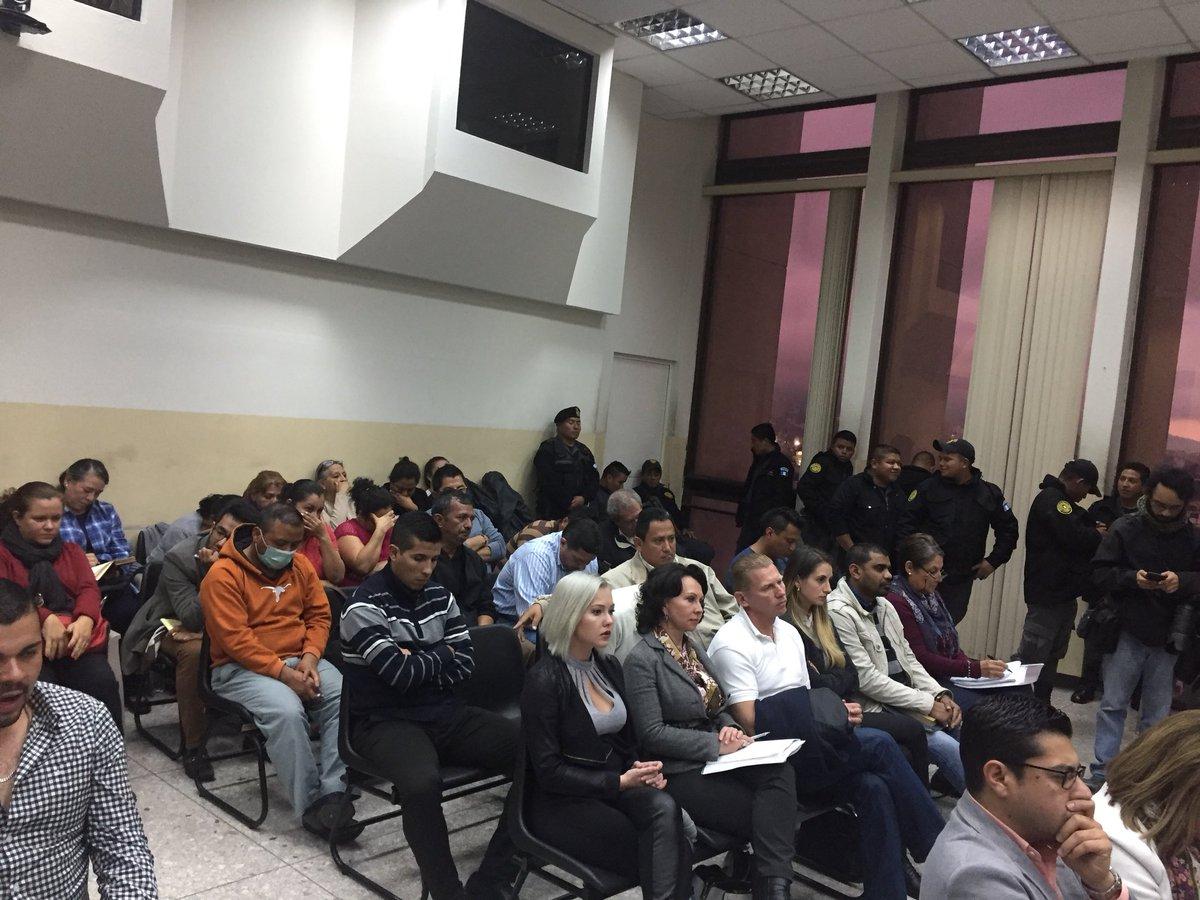 Caso Migración 40 Personas condenadas a penas de hasta 19 años de cárcel