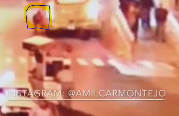 VIDEO: Hombre Muere al colocarse debajo de un Transmetro