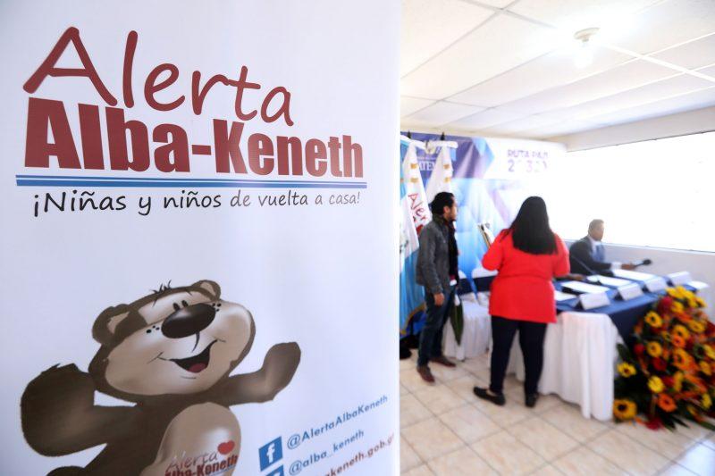 Alerta Alba-Keneth