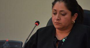 Jueza Claudette Domínguez