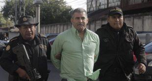 Edgar Melgar Padilla Capturado