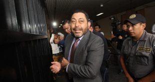 Mauricio López Bonilla Sentenciado