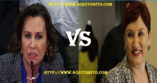 Sandra Torres culpó a Thelma Aldana y la Acusa de Corrupta