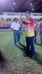 Portillo Presidente Honorario de Zacapa