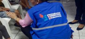 Niños rescatados. Foto: PGN