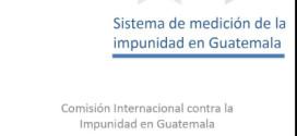 Sistema de Medición de Impunidad en Guatemala