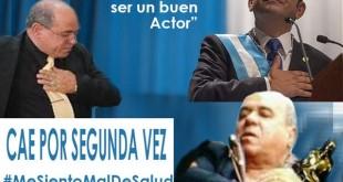 El abogado Mario Sanler Castillo se desmayó